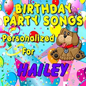 Amazon.com: Happy Birthday to Hailey (Hailee, Hailie