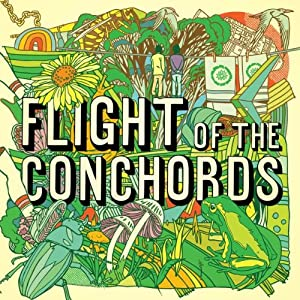 FLIGHT OF THE CONCHORDS-FLIGHT OF THE CONCHORDS