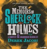 img - for The Memoirs of Sherlock Holmes: A Complete and Unabridged Reading by Derek Jacobi book / textbook / text book