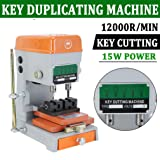 Automatic Key Duplicating Machine, Key Guide Key Reproducer Reproducing Cutter Durable 110V Reproducing Cutter US Plug