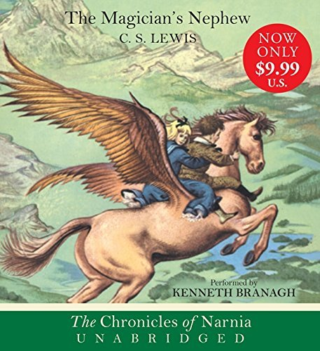 The Magician's Nephew CD (Chronicles of Narnia) by C. S. Lewis (2013-11-19)