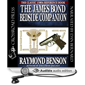 The James Bond Bedside Companion (Unabridged)