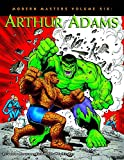 img - for Modern Masters, Vol. 6: Arthur Adams book / textbook / text book