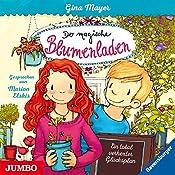 Ein total verhexter Glücksplan (Der magische Blumenladen 2) | Gina Mayer, Joelle Tourlonias