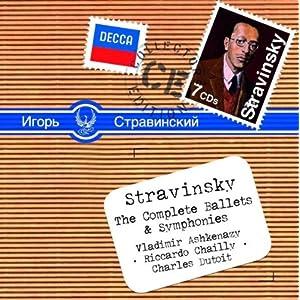 Stravinsky: Complete Ballets & Symphonies