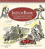 2013 SketchBook Mendocino County Cabernet Sauvignon 750ml Wine