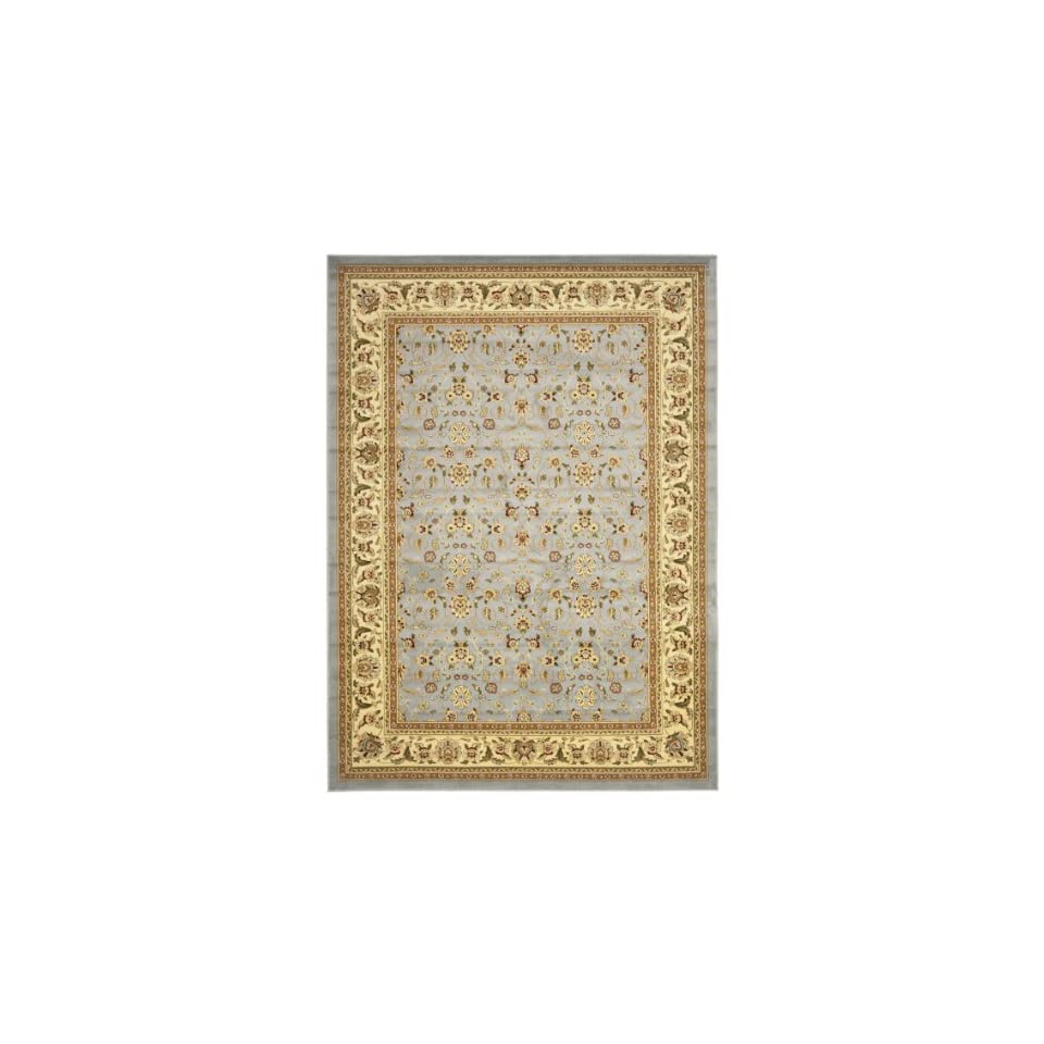 Safavieh Lyndhurst Collection LNH312B Traditional Oriental Light Blue and Ivory Rectangle Area Rug (811 x 12)