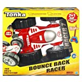Tonka Bounceback RC Racer (Red/White one side with Blue on flip side)