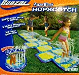 Pool Slides:WATER GAME -- HOPSCOTCH -- AQUA BLAST