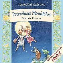 Peterchens Mondfahrt (       ungekürzt) von Gerdt von Bassewitz Gesprochen von: Heike Makatsch