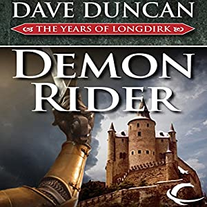 Demon Rider Audiobook
