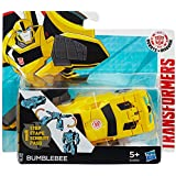 Hasbro Transformers B4650ES0 - Robots in disguise One Step Bumblebee, Actionfigur