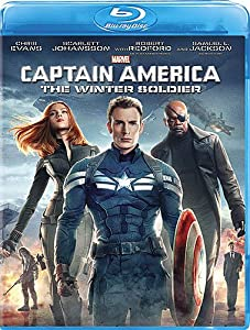 Captain America: The Winter Soldier [Blu-ray] by Walt Disney Studios Home Entertainment