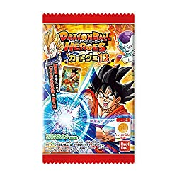 ドラゴンボールヒーローズ カードグミ18 20個入 食玩・キャンデー (ドラゴンボール)