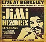 Jimi Hendrix Experience Live at Berkeley by Jimi Hendrix [2012]
