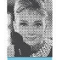 "Graphique - Audrey Hepburn Purse Notes, 3 x 4"", Black and White, 75 note pages"