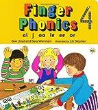 Finger Phonics Book 4: Ai, J, Oa, Ie, Ee, Or/Board Book