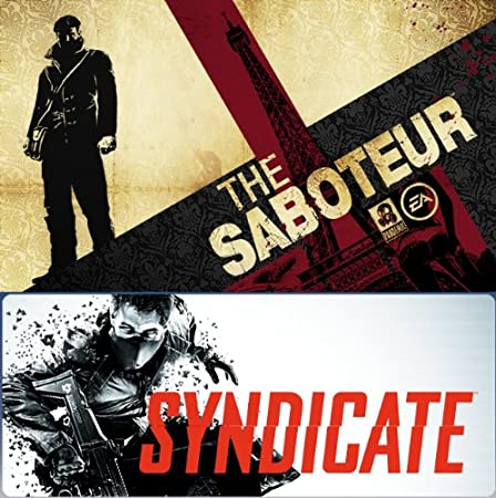Syndicate/ Saboteur Bundle  [Online Game Code]