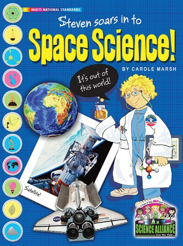 Steven Soars into Space Science (Science Alliance)