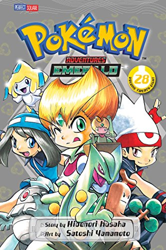 POKEMON ADVENTURES GN VOL 28