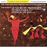 Le Sacre du Printemps / Firebird / Petrushka