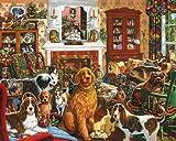 White Mountain Puzzles Dog House - 1000 ...