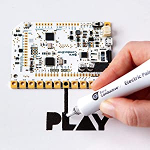 Pack of 2 Bare Conductive Electric Paint 10ml Pens