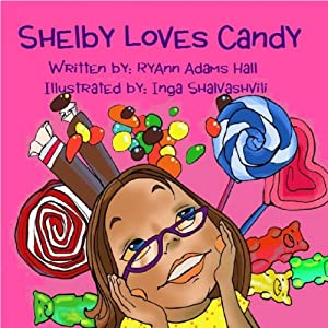 Shelby Loves Candy Audiobook