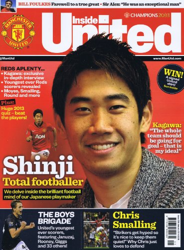 Inside United [UK] January 2014 (単号)