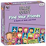 Brain Quest - Find Your Friends: A Game of Seek and Find, Pre-k & K
