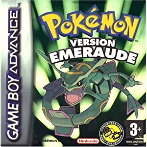 Pokémon Version Emeraude GBA