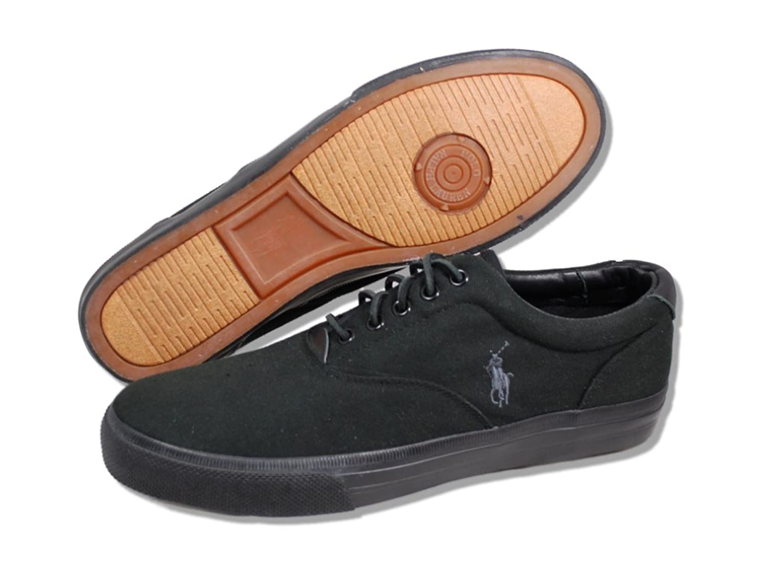Polo Vaughn Leather Shoes