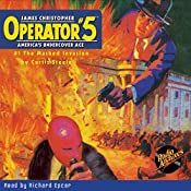Operator #5 V1: The Masked Invasion | Curtis Steele