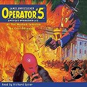 Operator #5 V1: The Masked Invasion | Curtis Steele