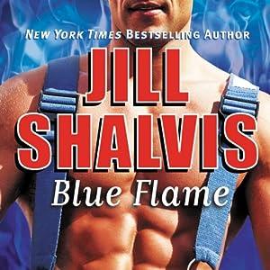 Blue Flame | Livre audio
