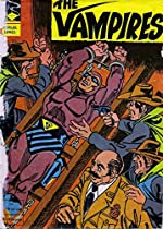 INDRAJAL COMICS-211-PHANTOM (GEM): THE VAMPIRES (1974)