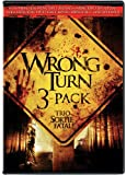 Wrong Turn 3pk Cb Sm (Bilingual)