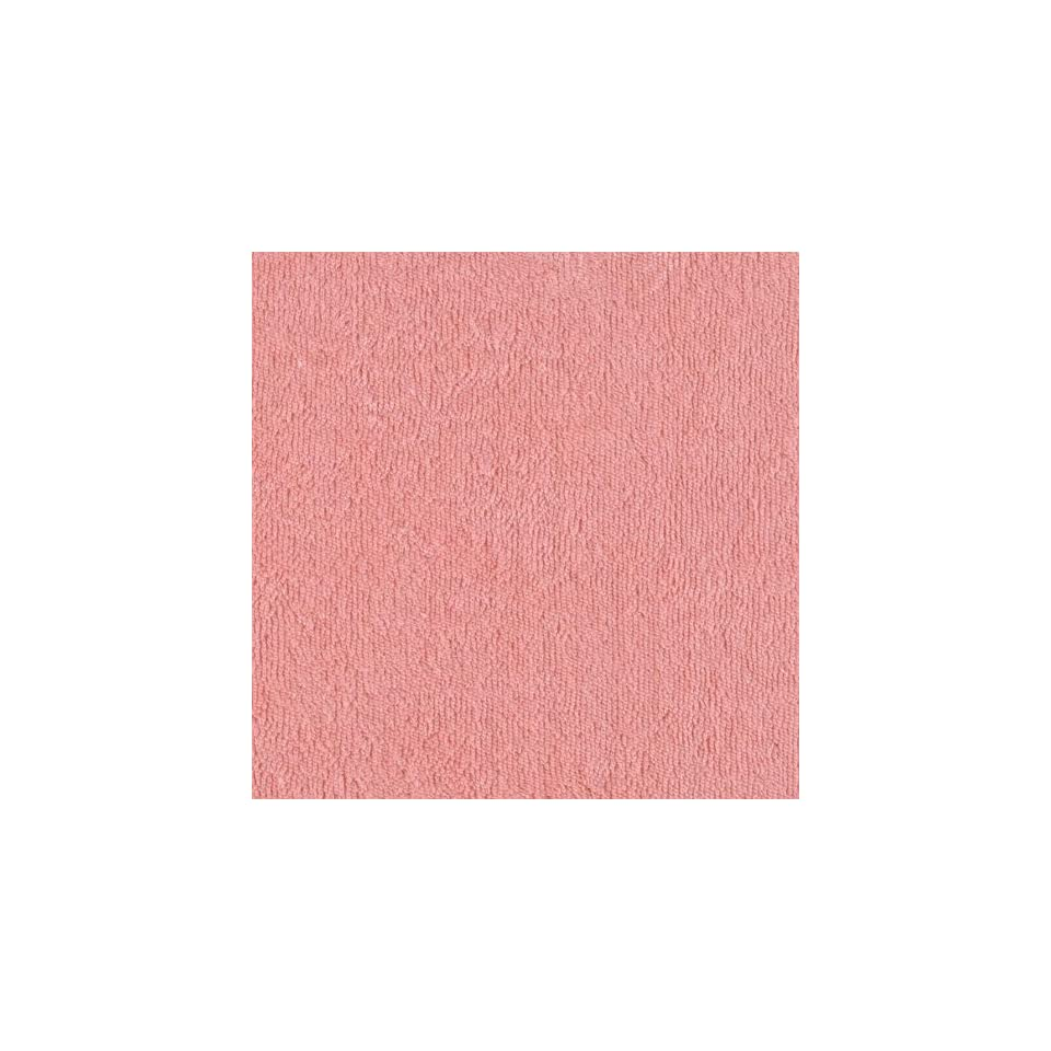 64'' Wide Cotton Blend Micro Stretch Terry Cloth Baby Pink Fabric By The Yard