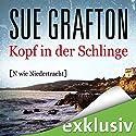Kopf in der Schlinge: [N wie Niedertracht] (Kinsey Millhone 14) Hörbuch von Sue Grafton Gesprochen von: Gabriele Blum