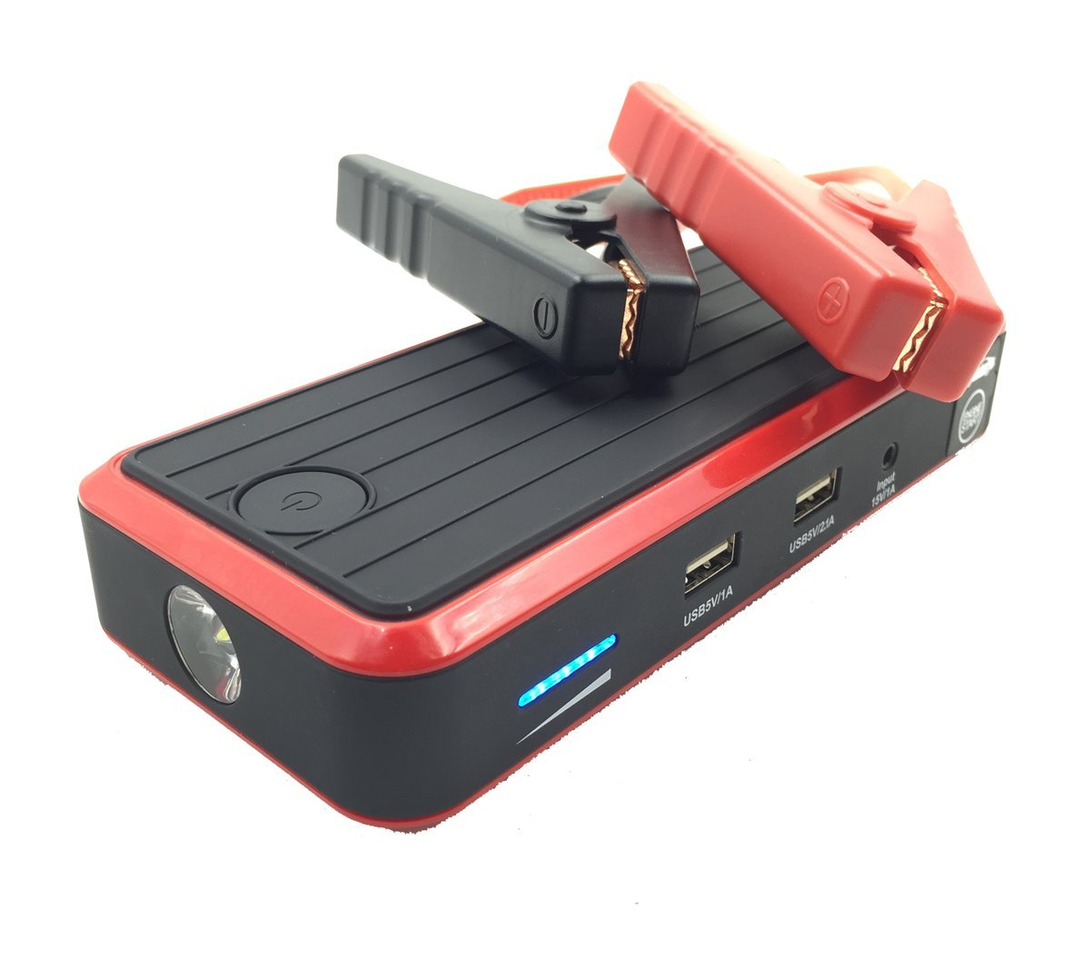 Imazing IM7 12000mAh Red/Black Portable Power Bank and Car