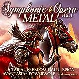 Symphonic & Opéra Métal Vol. 1