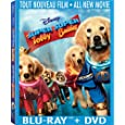 Super Buddies / Les Super Tobby (Bilingual) [Blu-ray + DVD]