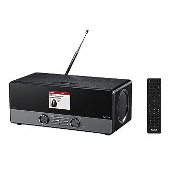 Hama 00054819 Radio portable Noir