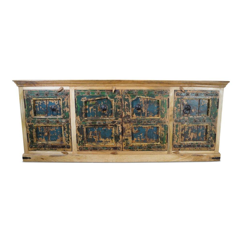 Sideboard Benazir – Old Door – antik Indisch – Shabby Chic