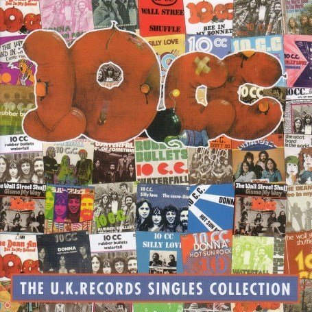 10cc - The UK Records Singles Collection - Zortam Music