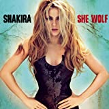 Shakira Album - She Wolf (Front side)