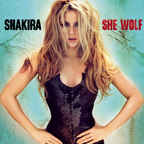 Shakira - She Wolf (Remixes) CDR - Zortam Music