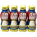 Labrada Nutrition Lean Body On the Go Ready to Drink, Vanilla Ice Cream, 14-Ounce Bottles (Pack of 12)