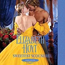Sweetest Scoundrel (       UNABRIDGED) by Elizabeth Hoyt Narrated by Ashford McNab