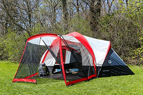 Tahoe Gear Zion 9 Person Three Season Family Tent with